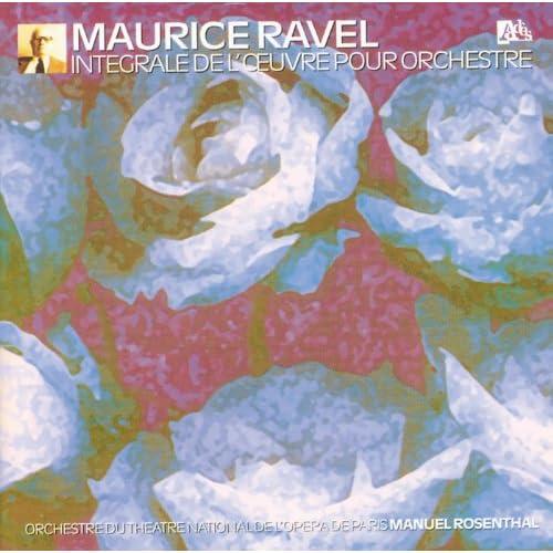M. Ravel - Integrale De L'Oeuvre Pour Orchestre