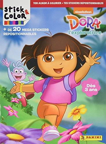Stick & Color Dora