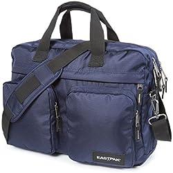 Eastpak Wister Bolsa de Viaje, Diseño Linked Ballistic, 15 litros, Color Azul