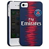 DeinDesign Apple iPhone 4 Coque Étui Housse Paris Saint Germain Produit sous Licence...