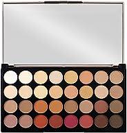 Make Up Revolution London Ultra 32 Eyeshadow Palette, Multi Color, 20g