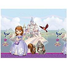 Disney - Cubertería para fiestas Princesa Sofía Disney (71518)