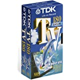 TDK E180 TV - Cinta de video