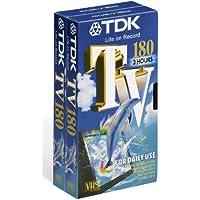 TDK E180 TV - Cinta de video