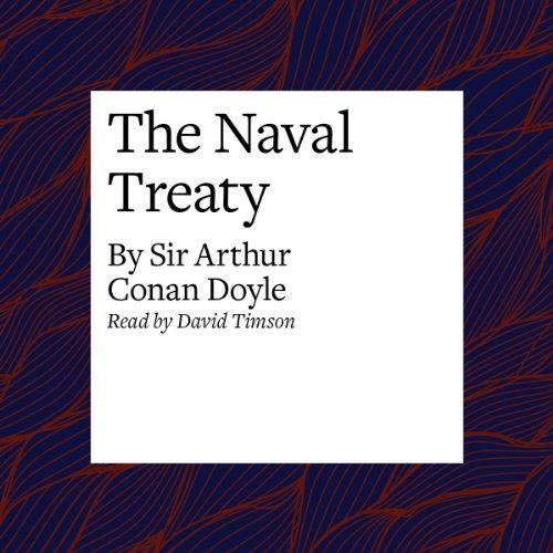 The Naval Treaty  Audiolibri