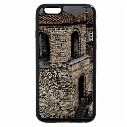 iPhone 6S / iPhone 6 Case (Black) Church in Sweden at Twilight