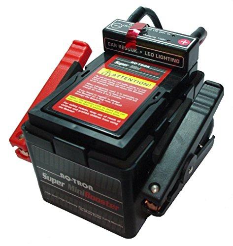Preisvergleich Produktbild AQ-Tron Super Mini Booster Batterieladegerät Starthilfe Ladegerät max. 1200A