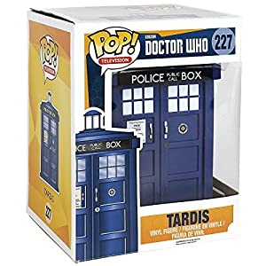 POP Doctor Who 6 TARDIS Vinyl Figure