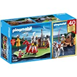 Playmobil 5168 Knights 40th Anniversary Compact Set