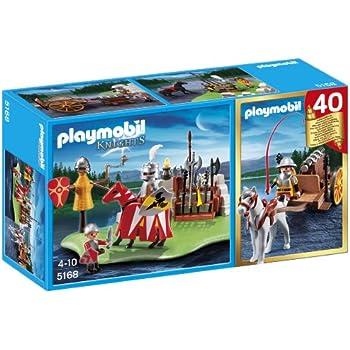 Playmobil 5168 Knights 40th Anniversary Compact Set