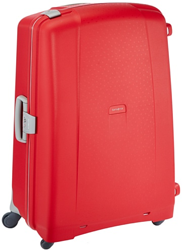 Samsonite Aeris Spinner 82 - Maleta 81 cm, 5.40 Kg, 118.5 L, color rojo