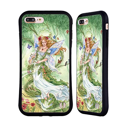 Ufficiale Meredith Dillman Gotico Fate 2 Case Ibrida per Apple iPhone 6 / 6s Imperatrice