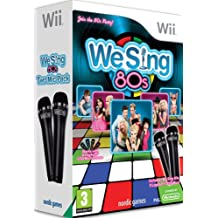 We Sing 80´S - Bundle Con 2 Micrófonos