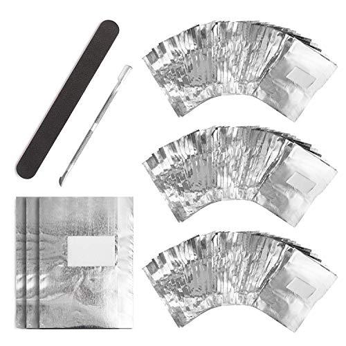 UNEEDE Almohadillas para quitar esmalte de uñas