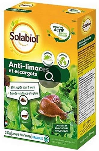 Solabiol Anti LIMACES ESCARGOTS 350 GR