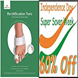 Best Bunions - Sira Rectification Toes, Toe Straightener, Bunion, Splint Orthopedic Review