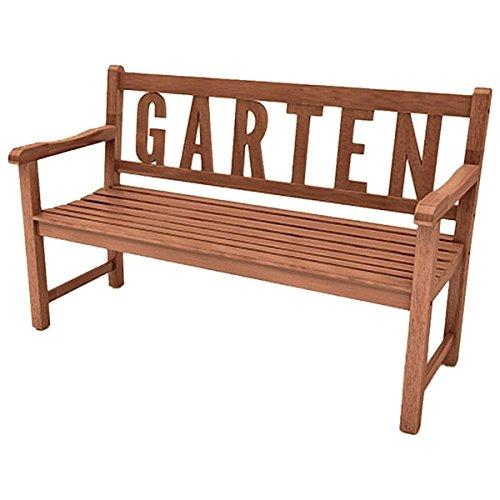 Gartenbank Indio aus Holz