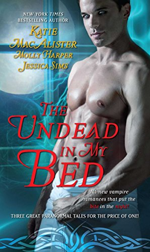 The Undead In My Bed (Half Moon Hollow series) (English Edition)
