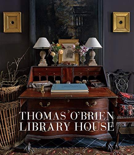 Library House por Thomas O'Brien