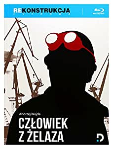Man Of Iron [Blu-ray] Czlowiek z Zelaza - Remastered