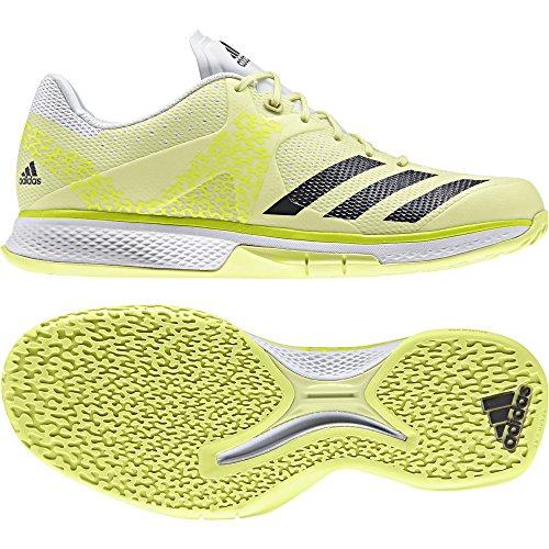 adidas Damen Counterblast W Handballschuhe, gelb (Amahie/Neguti/Ftwbla), 36 EU