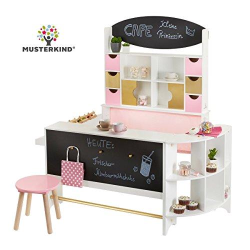 *MUSTERKIND® Kaufladen & Café Arabica rose/gold OneSize*