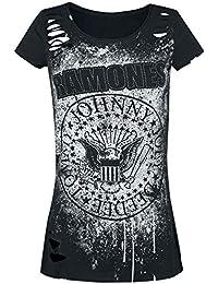 146d69d46cb397 Générique Ramones EMP Signature Collection T-Shirt Manches ...
