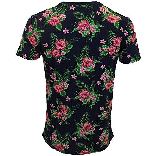 Threadbare Herren T-Shirt * Navy