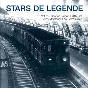 Vol.2-Stars de la Legende