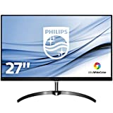"Philips Moniteur LCD QHD avec Ultra Wide-Color 276E8FJAB/00 - écrans plats de PC (68,6 cm (27""), 2560 x 1440 pixels, LCD, 4 ms, 350 cd/m², Noir)"
