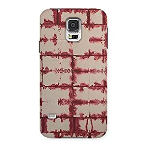 Special Brick Wall Vintage Back Case Cover for Samsung Galaxy S5