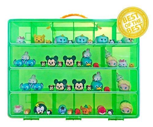 Life Made Better Tsum Tsum Mini Juguetes Llevar Caso - Decenas De Tiendas De Juguetes Y Tsum Tsum Mini Figura--Verde