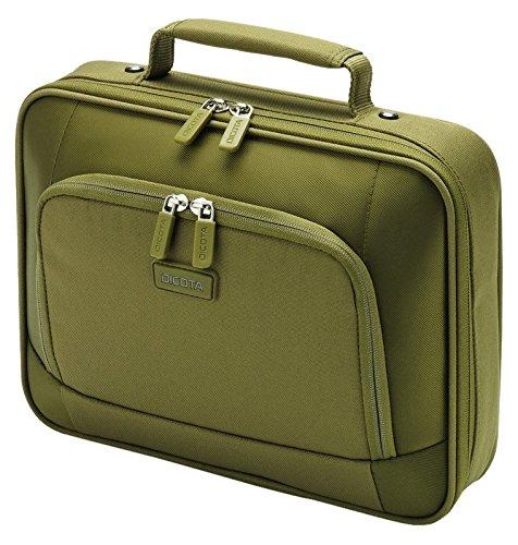 Dicota Reclaim 10-11.6 11.6 Briefcase Green - notebook cases (29.5 cm (11.6), Briefcase, green,