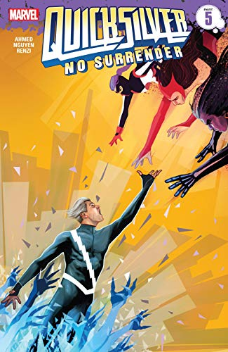 Quicksilver: No Surrender (2018) #5 (of 5) (English Edition)