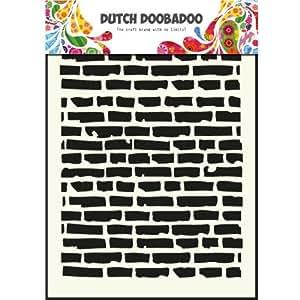 néerlandais doobadoo briques Pochoir A5–Masque 470.715.002