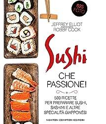 51nN2r7C4uL. SL250  I 10 migliori ricettari e libri sul sushi