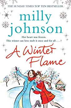 A Winter Flame (THE FOUR SEASONS) by [Johnson, Milly]