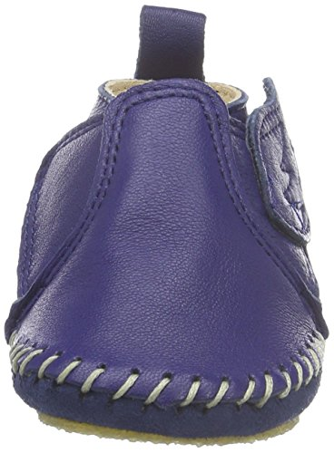 Easy Peasy - Bomok Aile, Scarpine e pantofole primi passi Unisex – Bimbi 0-24 Blu (Blau (087 Stylo))