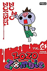 Zozo Zombie Edition simple Tome 2