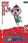 Zozo zombie - tome 2 par Yasunari