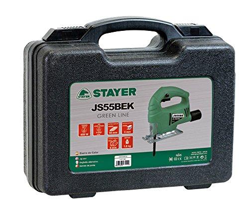 Stayer JS 55Be–Stichsäge - 2