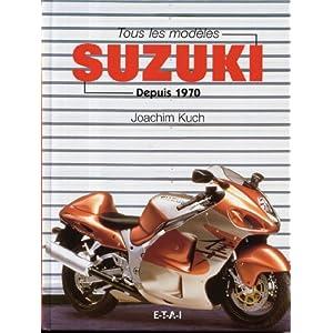 Suzuki : Tous les modèles depuis 1970