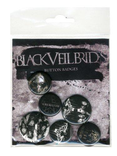 GB eye LTD, Black Veil Brides, Darkest, Set di spille