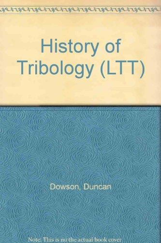 History of Tribology (LTT)
