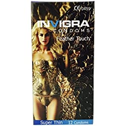 Invigra Latex Feather Touch