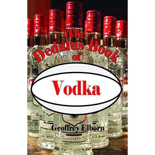 The Dedalus Book of Vodka (Dedalus Concept Books) by Geoffrey Elborn (2013-07-10)