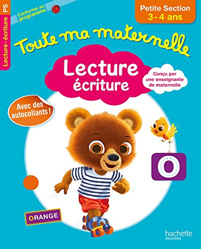 Toute Ma Maternelle - Lecture criture Petite Section