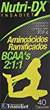 Nutri-Dx Aminoácidos Ramificados - 40 Cápsulas
