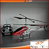 SuperToy(TM) Big 3.5 Channel Alloy RC Helicopter With Gyro (Color May Vary)