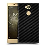 Official Alyn Spiller Plain Carbon Fiber Hard Back Case for